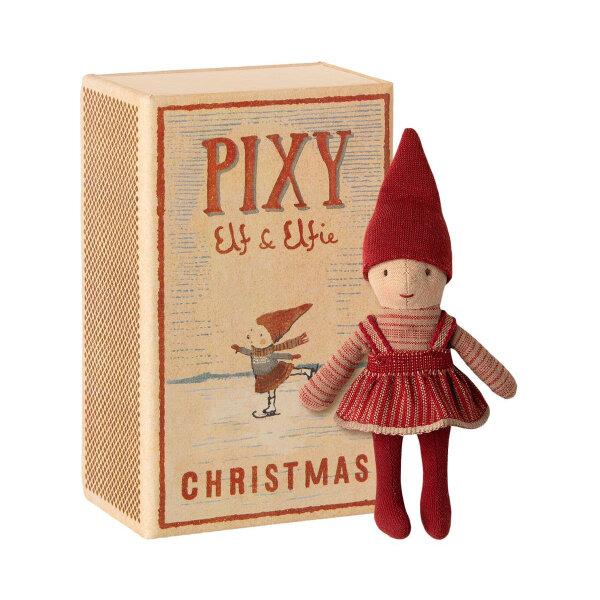 Pixy Elfie in der Box
