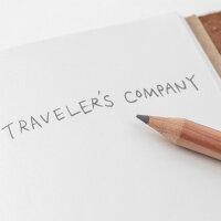 Taschenbleistift Messing I TRAVELER'S COMPANY
