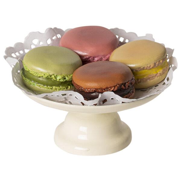 Macarons mit Kuchenständer   MAILEG