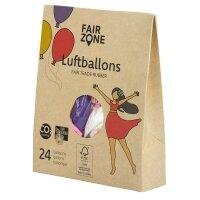 Luftballons Naturkautschuk I Fair Zone