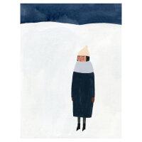 Kunstdruck Winter I Kate Pugsley