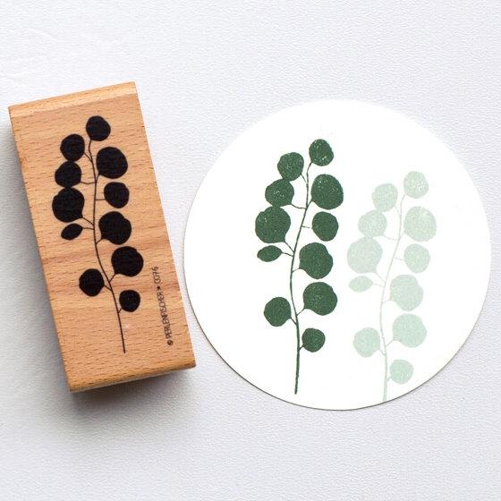 Stempel Eukalyptus | PERLENFISCHER