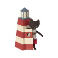 Turm mit Katze   MAILEG