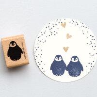Stempel Pinguinbaby | PERLENFISCHER