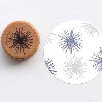 Stempel Eiskristall | PERLENFISCHER