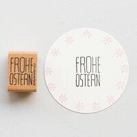 Stempel FROHE OSTERN | PERLENFISCHER