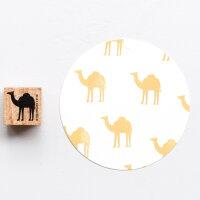 Stempel Kamel klein | PERLENFISCHER