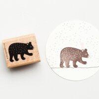 Stempel Bärenkind | PERLENFISCHER