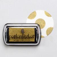 Stempelkissen mini Gold