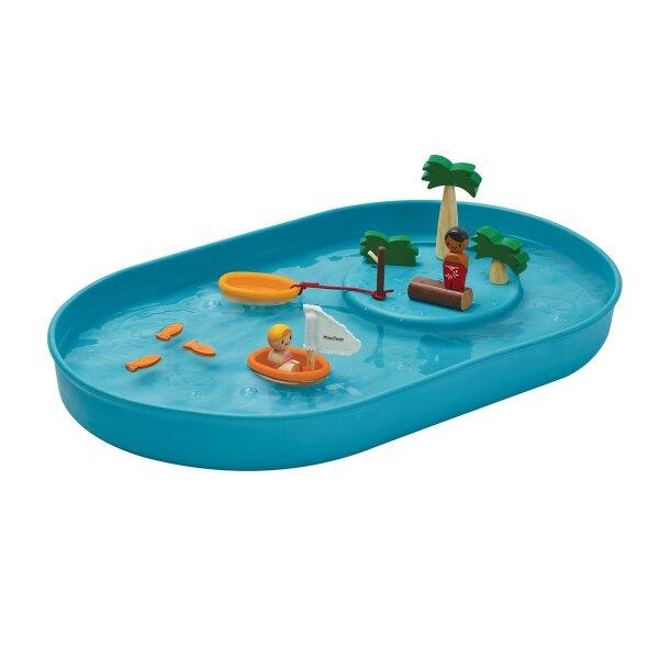 Wasserspiel Set   PlanToys
