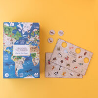Puzzle Discover the World I LONDJI