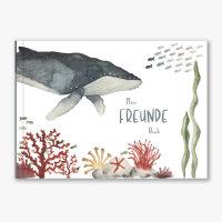 Freundebuch Meer