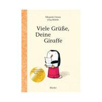 Viele Grüße, deine Giraffe I Megumi Iwasa & Jörg Mühle