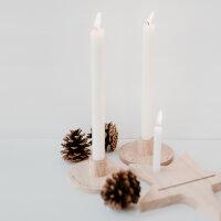 Kerzenständer Punkte