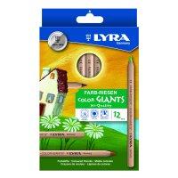 Buntstifte Farb-Riesen I LYRA
