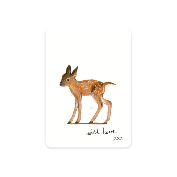 Minikarte Reh