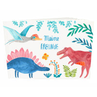 "Freundebuch ""Dinosaurier""   Frau Ottilie"