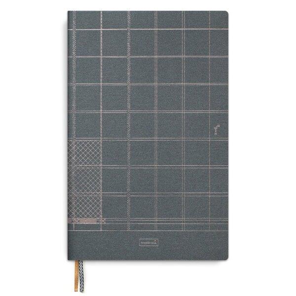 Notizbuch Leinen A4